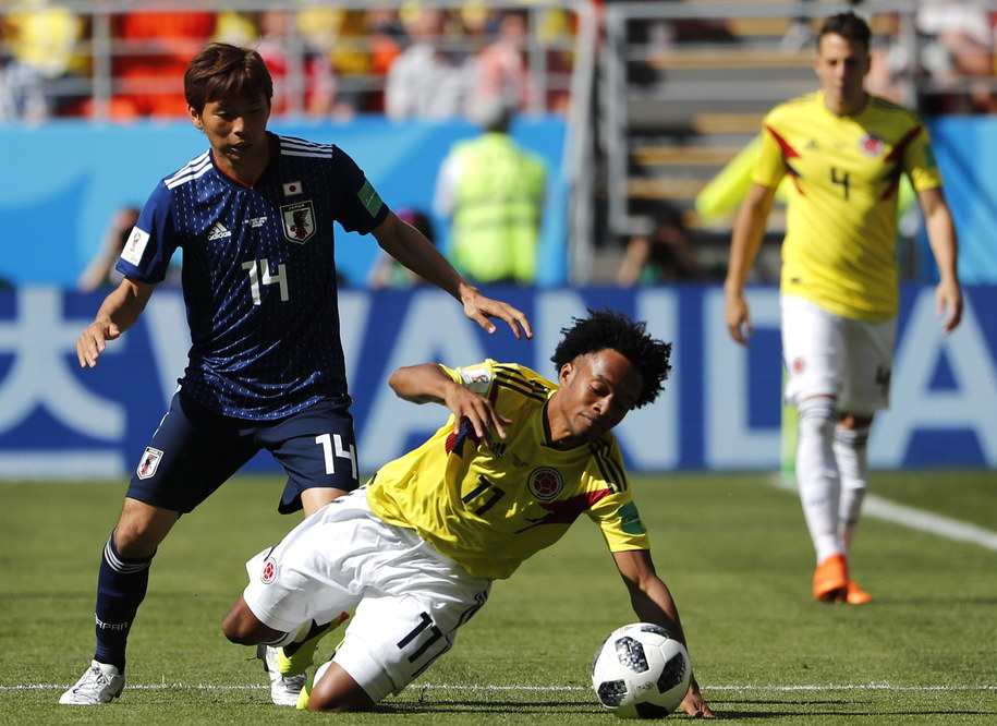 Kolumbia - Japonia /ERIK S. LESSER /PAP/EPA