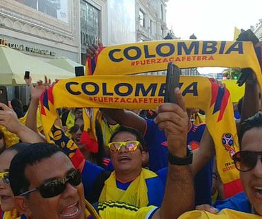 Kolumbijczycy bawili się w Kazaniu przed meczem z Polską. Wideo