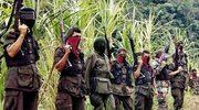 Kolumbijski krawat - krwawa ozdoba rewolucji