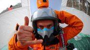 Komandos GROM: Z zamkniętym spadochronem przeleciałem prawie 10 km