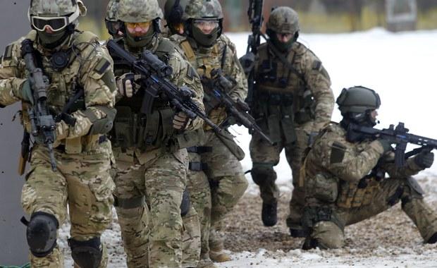 Komandos postrzelony w czasie ćwiczeń w Legionowie. Jest w ciężkim stanie