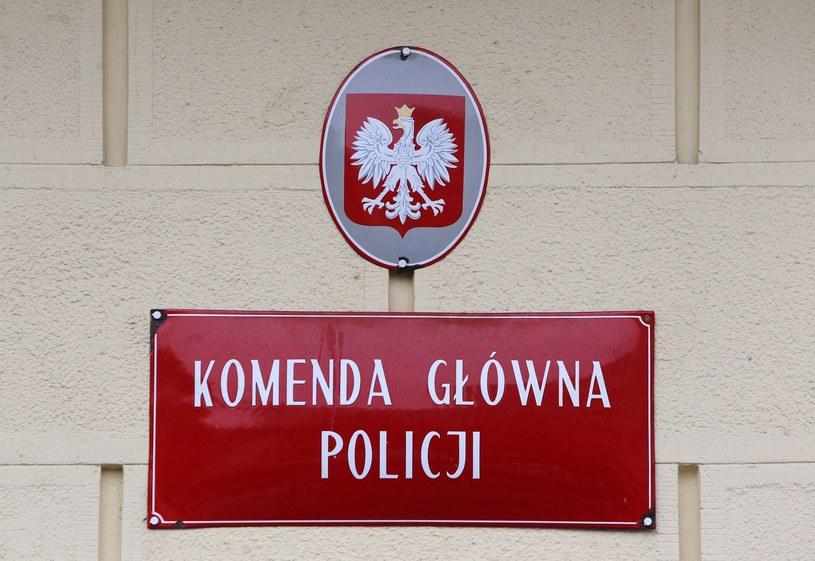 Komenda Główna Policji /Fot. Stanislaw Kowalczuk /East News