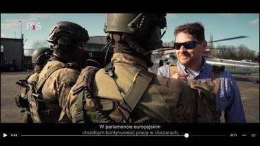 """Komendant Główny """"czuje się oszukany"""", Marek Opioła usuwa spot z policyjnymi śmigłowcami"""