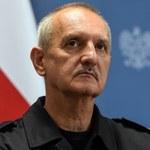 Komendant Główny Straży Pożarnej bez dostępu do tajemnic