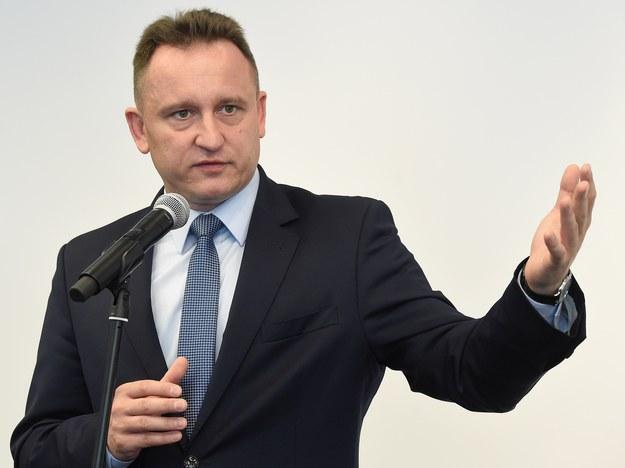 Komendant Służby Ochrony Państwa gen. bryg. Tomasz Miłkowski złożył rezygnację / Radek Pietruszka   /PAP