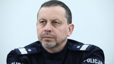 Komendant stołeczny policji w szpitalu. Wykryto u niego koronawirusa