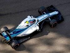Komentator naśladował dźwięk silnika bolidu Formuły 1. Wideo