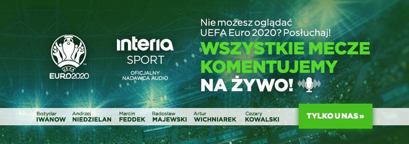 Komentujemy wszystkie mecze Euro na żywo! /interia /materiały promocyjne