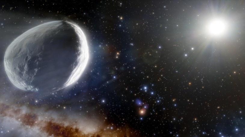 Kometa Bernardinelli-Bernstein /materiały prasowe