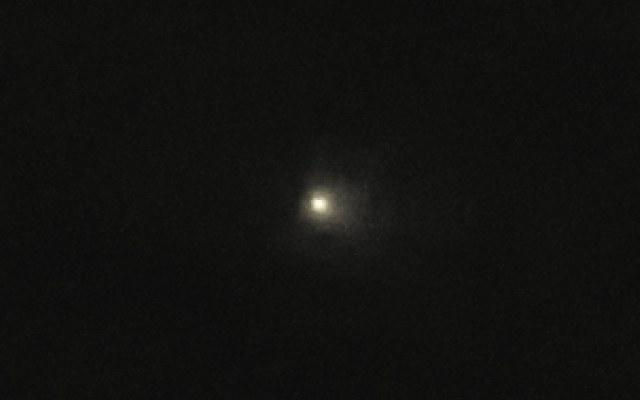 Kometa Manx /materiały prasowe