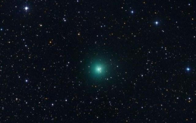 Kometa PanSTARRS C/2017 S3 /materiały prasowe