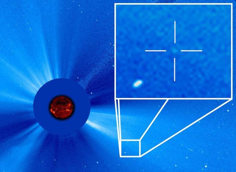 Kometa SOHO 3000 /materiały prasowe