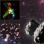 Komety przyniosły fosfor na Ziemię