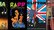 Komiksowy maj: Ex Machina, Clifton, Kenia i zgraja superbohaterów