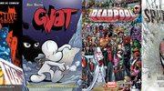 Komiksowy maj - najciekawsze nowości