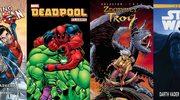 Komiksy na lato: Spider-Man, Deadpool, Zdobywcy Troy