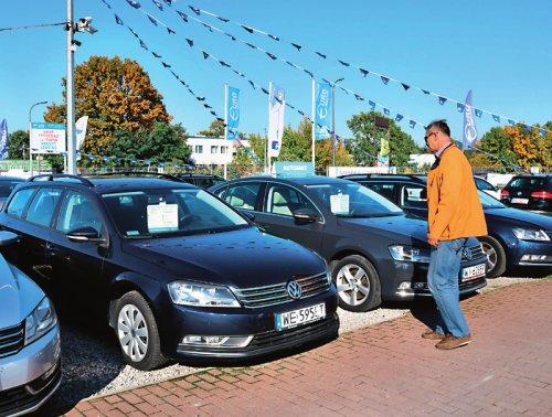 Modne ubrania Kredyt i samochód od ręki? Kupujemy auto używane w komisie i GQ23