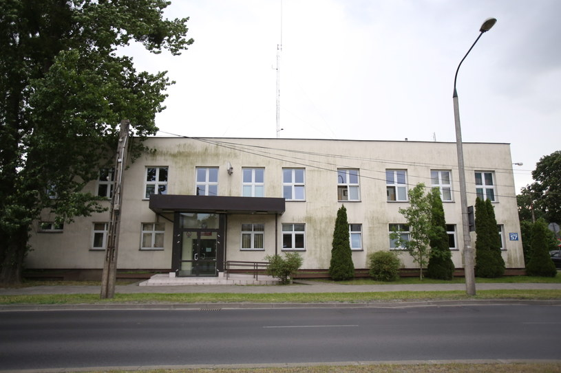 Komisariat policji Warszawa Włochy /Leszek Szymański /PAP