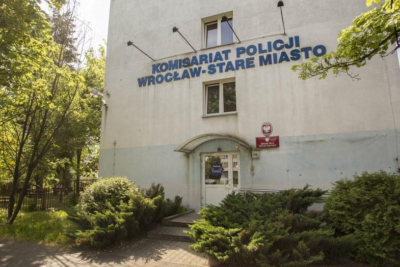 Komisariat policji Wrocław-Stare Miasto /Tomasz Gola /East News