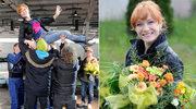 """""""Komisarz Alex"""": Magdalena Walach nie spodziewała się tak miłej niespodzianki"""
