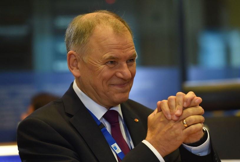 Komisarz ds. zdrowia i bezpieczeństwa żywności Vytenis Andriukaitis /AFP