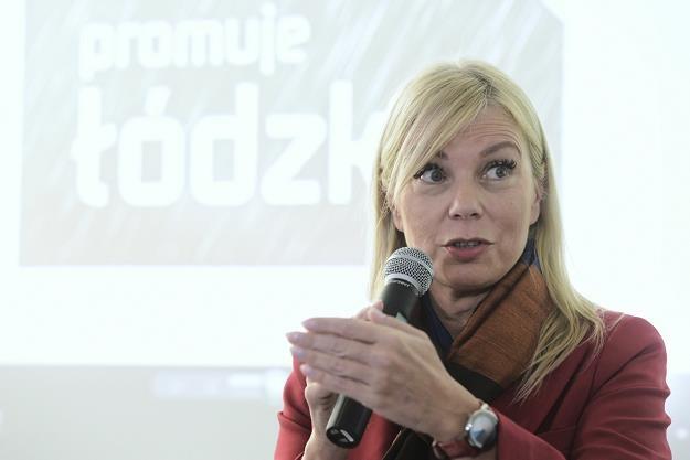 Komisarz Unii Europejskiej Elżbieta Bieńkowska /PAP