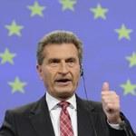 Komisja Europejska: Oettinger nie odrzuca unii energetycznej