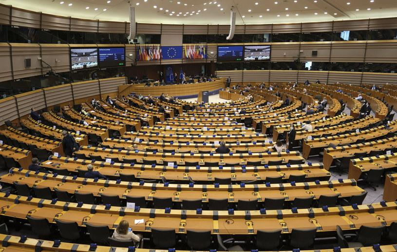 Komisja Europejska przedstawiła w PE propozycję siedmioletniego budżetu Unii Europejskiej /OLIVIER HOSLET /PAP/EPA