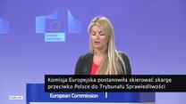 Komisja Europejska skarży Polskę ws. ustawy o Sądzie Najwyższym do Trybunału Sprawiedliwości UE