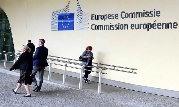 Komisja Europejska uderza w Polskę za łamanie unijnego prawa. Fot. Anadolu Images /Getty Images/Flash Press Media