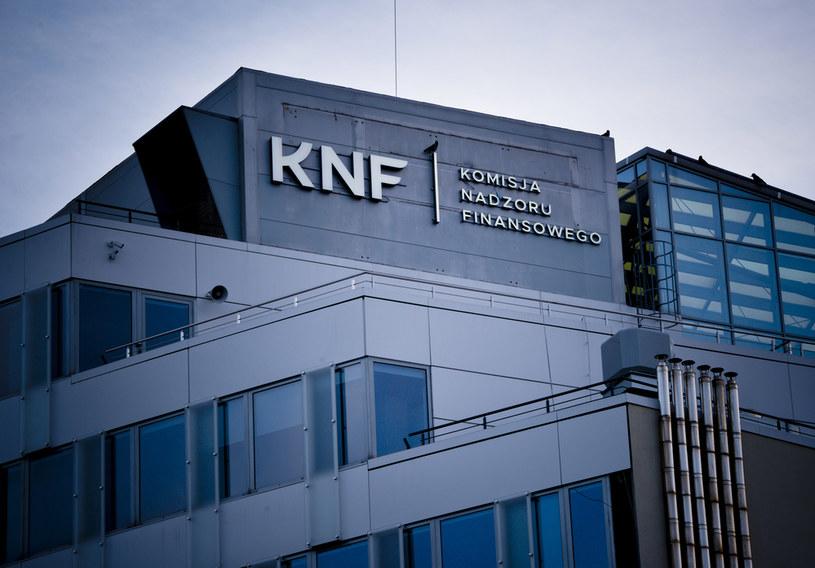 Komisja Nadzoru Finansowego, siedziba /Włodzimierz Wasyluk /Getty Images