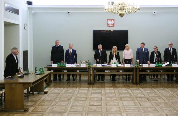 Komisja śledcza ds. Amber Gold /Paweł Supernak /PAP
