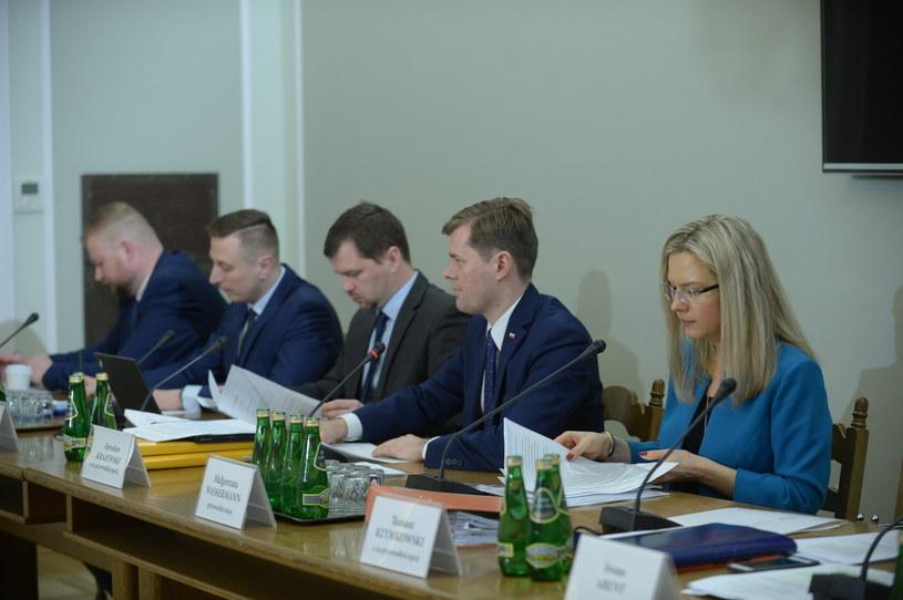 Komisja śledcza ds. Amber Gold / Marcin Obara  /PAP