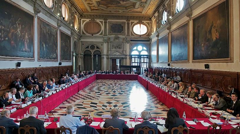 Komisja Wenecka /Council of Europe /East News
