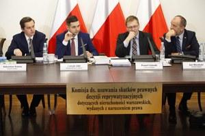Komisja weryfikacyjna podjęła decyzję ws. nieruchomości przy ul. Twardej