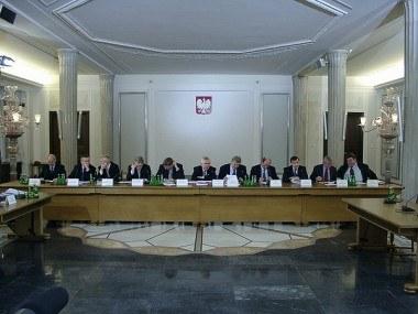 Komisja wezwała dziś Hermana i Wagę /arch. INTERIA.PL