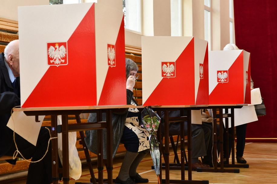 Komisja wyborcza/ Zdjęcie ilustracyjne /Paweł Balinowski /Archiwum RMF FM