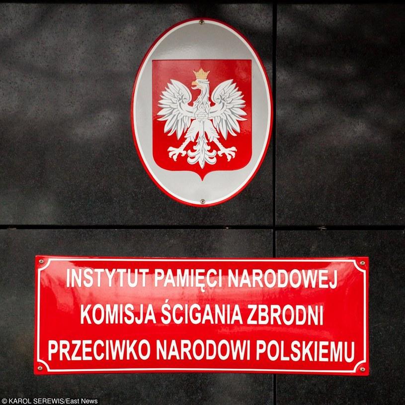 Komisji Ścigania Zbrodni przeciwko Narodowi Polskiemu IPN /KAROL SEREWIS /East News