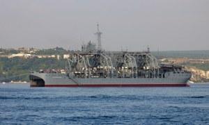 Kommuna - najstarszy okręt na świecie