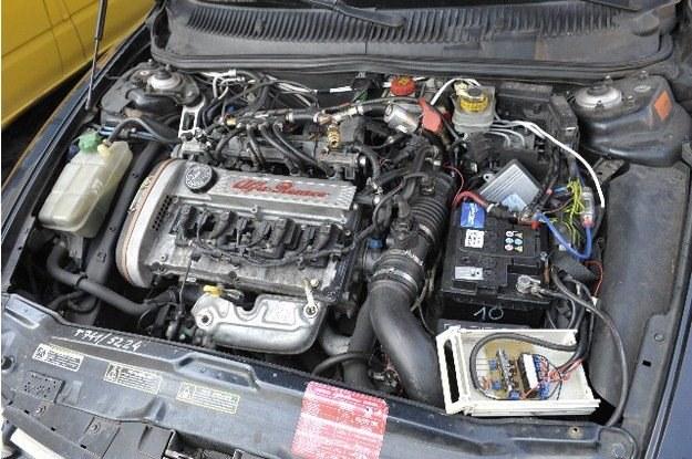 Komora silnika /RMF