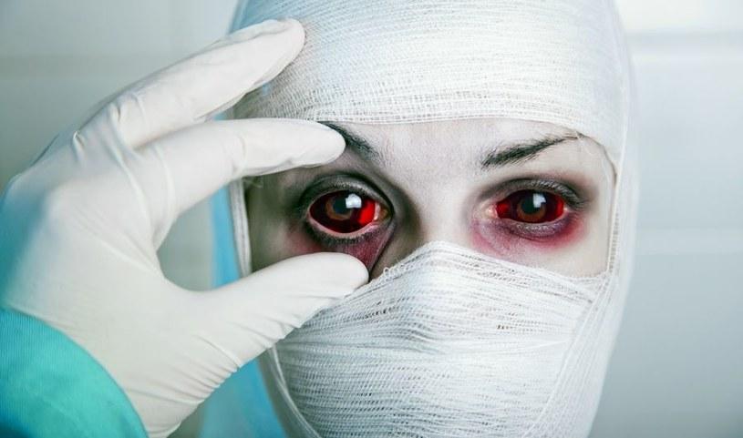 Komórki z oczu zmarłych nadzieją dla niewidomych? /123RF/PICSEL