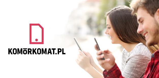 Komórkomat.pl - porównywarka ofert operatorów /materiały prasowe