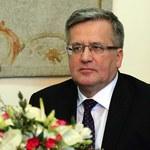Komorowski broni WSI. Prof. Dudek: Dziwię się prezydentowi