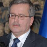 Komorowski nie chce do TVP. Woli TVN!