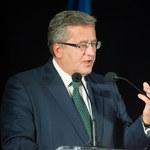 Komorowski: Polska nie wyśle żołnierzy do Iraku