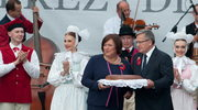 Komorowski: Polska wieś coraz bliższa marzeniom Jana Pawła II