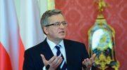 Komorowski rozmawiał w Rzymie z szefem MSZ Ukrainy o obserwatorach OBWE
