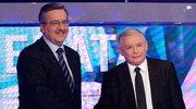 Komorowski: To początek końca legendy Kaczyńskiego