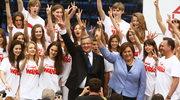 Komorowski: Triumfalny pochód wolności rozpoczął się 25 lat temu w Polsce