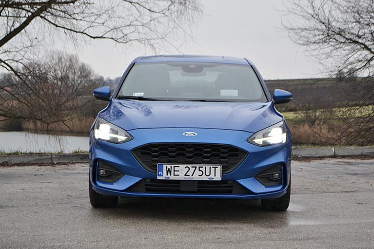 Kompaktowego Forda możemy zamówić z benzynowymi silnikami 1.0 EcoBoost o mocy 100 i 125 KM oraz 1.5 EcoBoost /materiały promocyjne